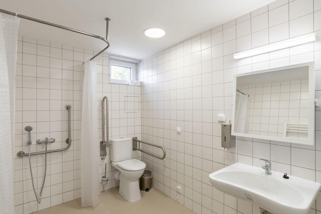 Toalety pro invalidy